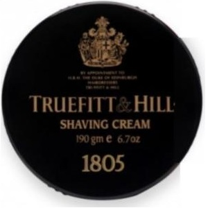 1805 Shaving Cream Tub 20% OFF