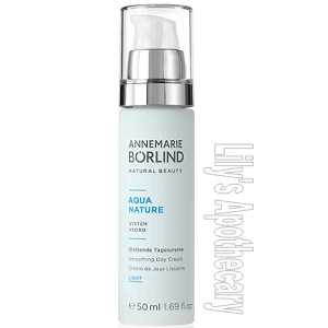 AquaNature Smoothing Day Creme Light - Combination Skin