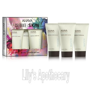 A Body Celebration Mini Trio Gift Set