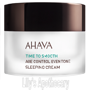 Moisturizer - Age Control Even Tone Sleeping Cream