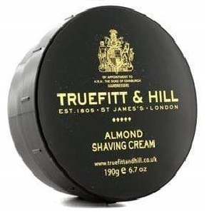 Almond Shaving Cream Tub 20% OFF