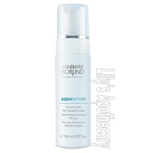 AquaNature Mousse Cleanser - Combination, Aging Skin