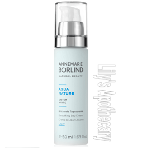 AquaNature Smoothing Day Creme - Combination Skin