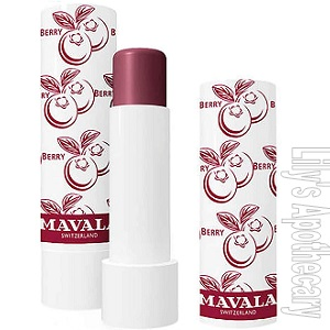 Lip Balm - Tinted Berry SPF 15