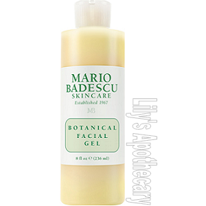 Cleanser - Botanical Facial Gel