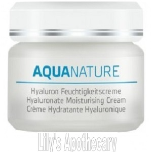 AquaNature Creme Hydratante - Combination, Aging Skin