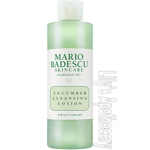 Toner - Cucumber Cleansing Lotion