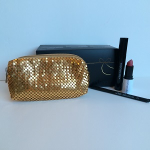 Collection Gift Set Includes The Gold Mesh Bag