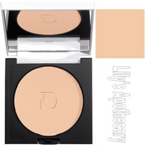 Compact Powder #10 - Ivory