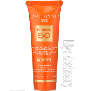SPF 50 - Age Defying Face Creme