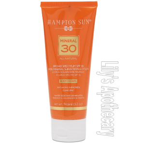 SPF 30 Lotion In A Tube!