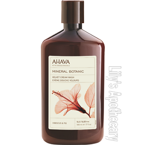 Body Wash - Hibiscus & Fig Cream Body Wash