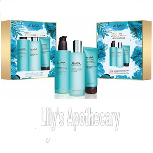 A Kissed By The Sea Gift Set