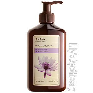 Body Lotion - Lotus & Chestnut Body Lotion