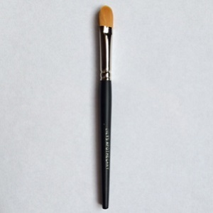 Makeup Brush Acrylic Oval Tip For Eye Shadow