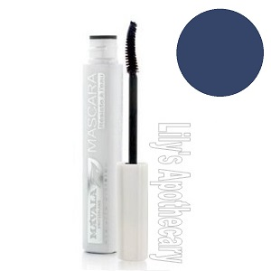 Mascara Waterproof Bleu Minuit