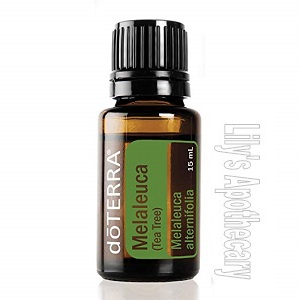 Melaleuca - Tea Tree Oil, Soothes Minor Skin Irritations