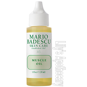 Body - Muscle Oil