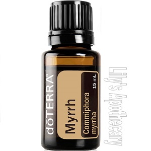 Myrrh - Reduces fine lines & wrinkles