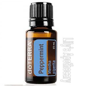 Peppermint - Energizing, Improves Mood, Lessens Tension