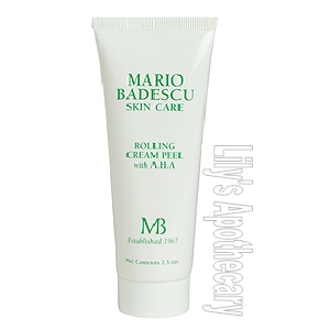 Scrub - Rolling Cream Peel with A.H.A.