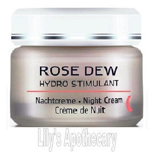 Rose Dew Night Cream