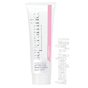 Whitening Toothpaste - Rosewater Mint