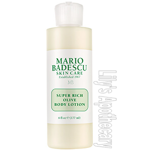 Body - Super Rich Olive Body Lotion 16 oz.