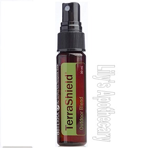 Terra Shield Spray - Insect Repellent